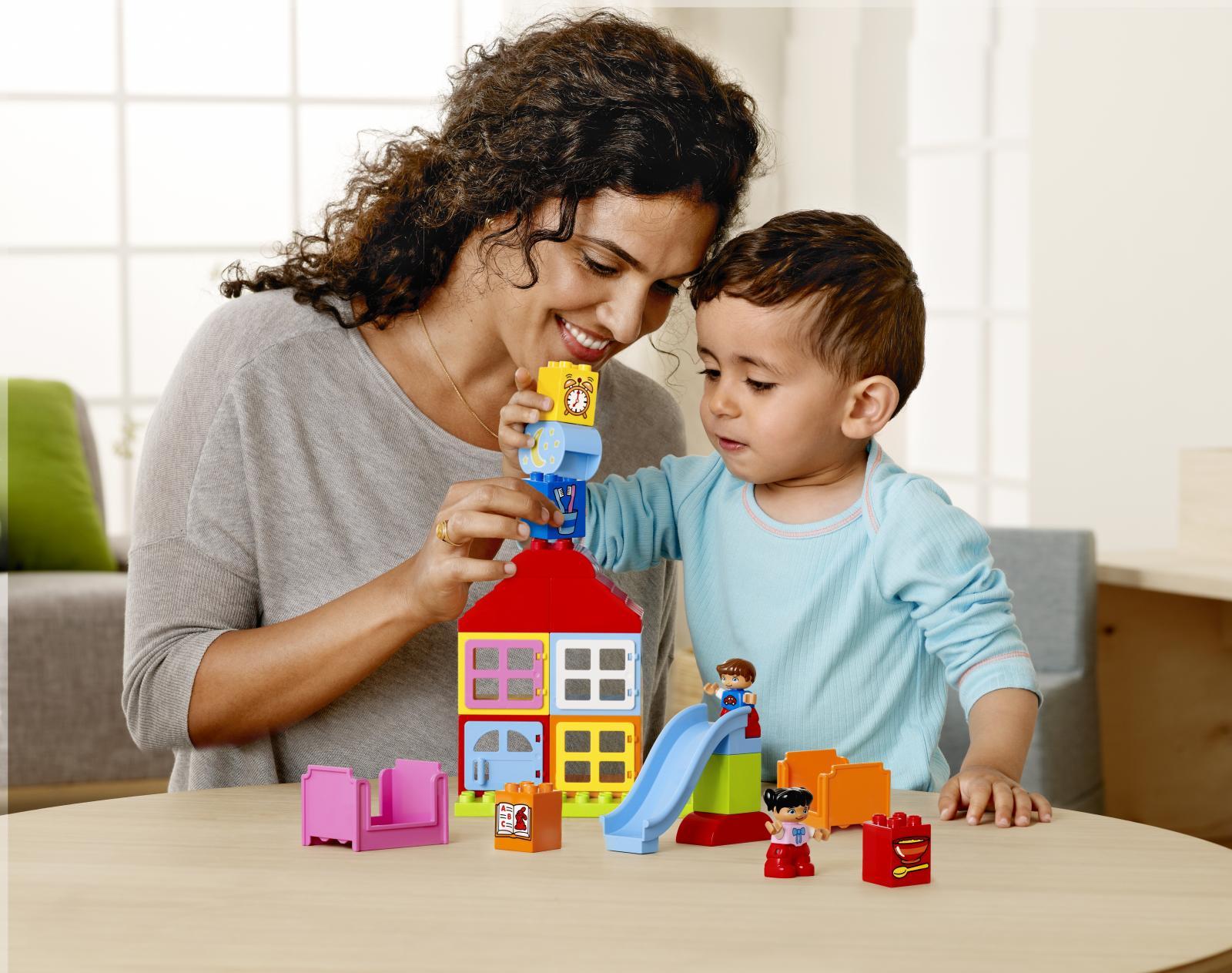 Занятия с детьми и поделки