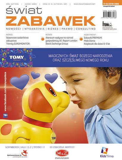 Świat Zabawek – wydanie 11-12/2016