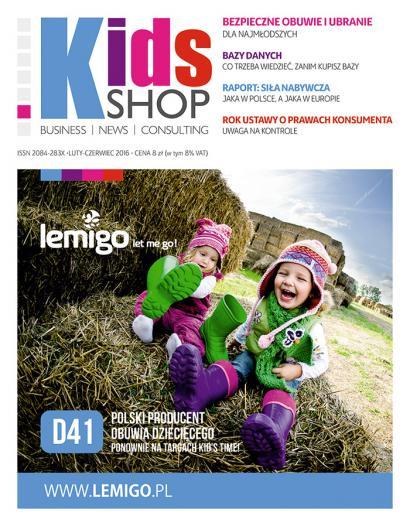 KIDS SHOP 1/2016 - WIĘKSZY FORMAT