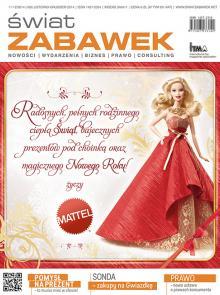 Świat Zabawek – wydanie 11-12/2014