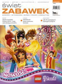Świat Zabawek – wydanie 8/2016