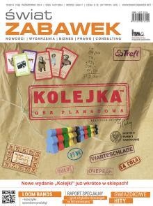 Świat Zabawek – wydanie 10/2014