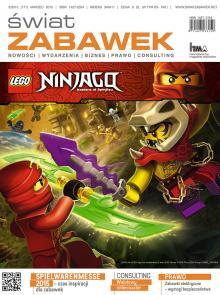 Świat Zabawek – wydanie 3/2015