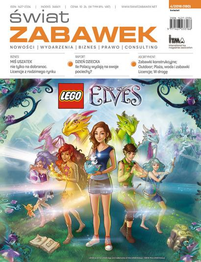 Świat Zabawek – wydanie 4/2016