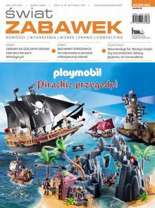 Świat Zabawek – wydanie 10/2016