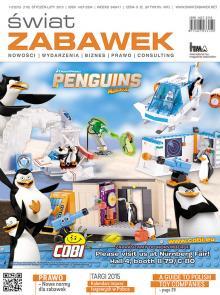 Świat Zabawek – wydanie 1-2/2015